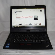 Lenovo Thinkpad X230 Tablet (WIN 7 / 256 GO SSD)